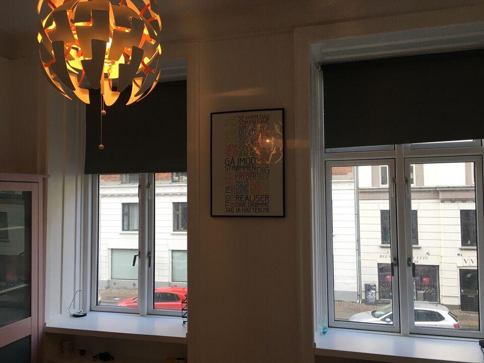 Værelse til leje på Østerbro i ambassade kvarter