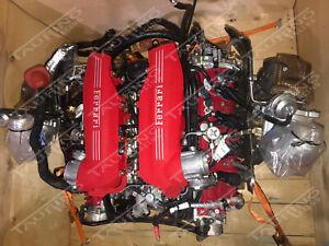 Ferrari 488 Challenge Complete Engine (754023000) - NEW
