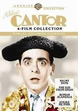 Eddie Cantor 4-Film Collection: Samuel Goldwyn Classics (DVD, 2015, 4-Disc Set)