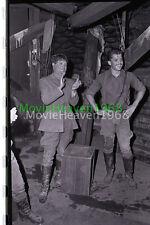 Maxwell Caulfield ANDREW STEVENS 35MM SLIDE TRANSPARENCY 11547 PHOTO negative