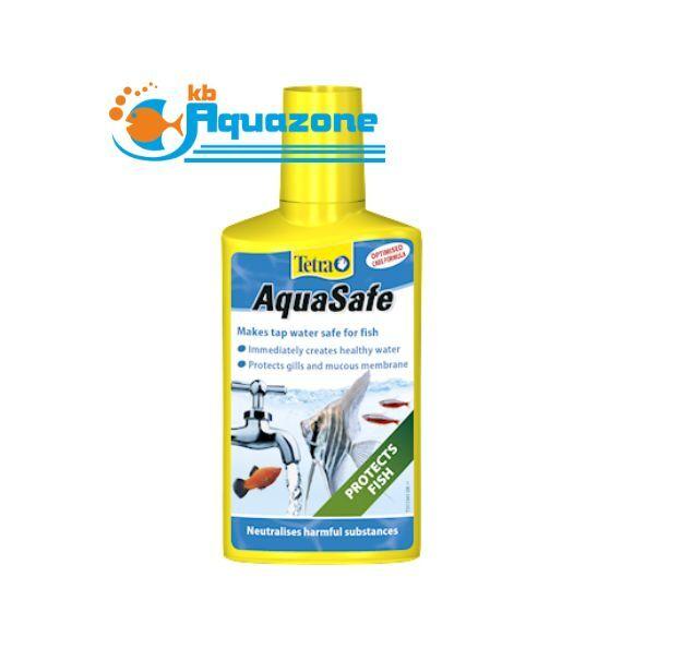 Tetra Aquasafe Water Conditioner 500ml Tetra Aqua Safe 736276