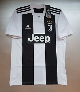Image is loading Juventus-Stadium-home-jersey-home-2018-2019-Adidas- 39802ea4a