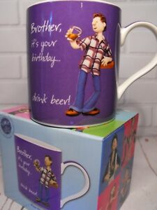 Image Is Loading BROTHERS BIRTHDAY GIFT MUG A Gift For My