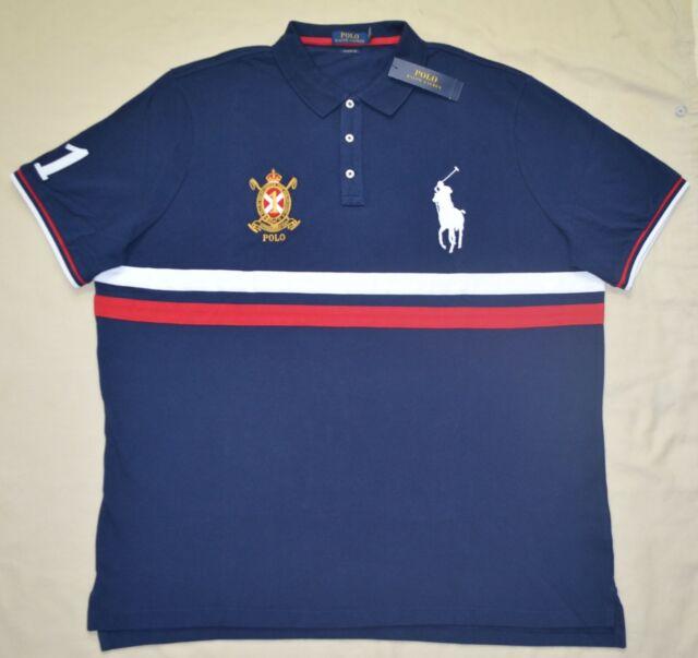 Ralph Lauren Blackwatch Classic Fit Big Pony Long Sleeve Shirt
