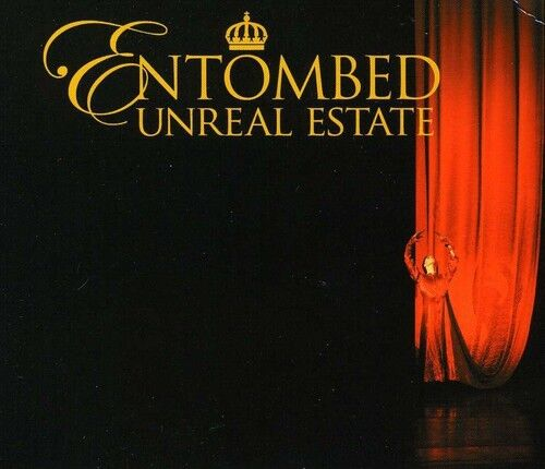 1 of 1 - Entombed - Unreal Estate [New CD] UK - Import