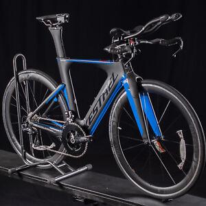 2020 Kestrel 5000 SL Shimano Ultegra Di2 Carbon Fiber Tri Bike, Size 50cm