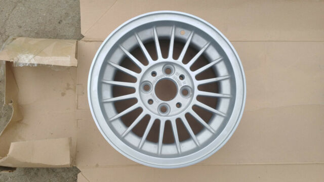 4 X Geniune Original Alpina 4x100 6jx13 Rims Bmw 3611109 E21 2002 02 Turbo For Sale Online Ebay