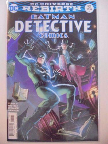 Detective Comics #961 B Cover DC NM Comics Book Rebirth