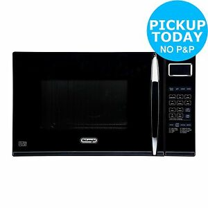 delonghi ec92 28l 900w combi microwave black from  delonghi ec92 28l 900w combi microwave   black  from argos   ebay  rh   ebay co uk