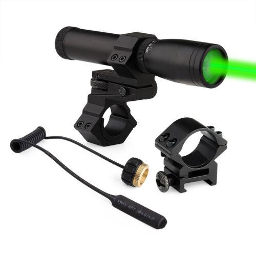 Laser Genetics ND-30 Long Distance Green Laser Designator w// mount Night Vision