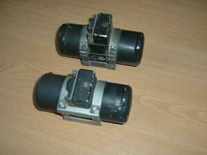 2 x Luftwaffe convertitori di accensione zum1 mk108 me262