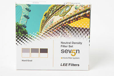 Lee Filters Seven5 0.75 ND Grad Hard Resin Filter 75x90mm