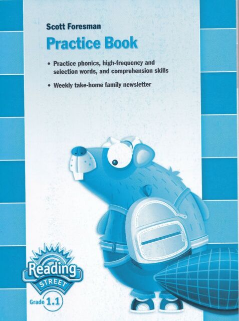 Reading 2007 Practice Book Grade 1 1 By Scott Foresman 2005 Paperback