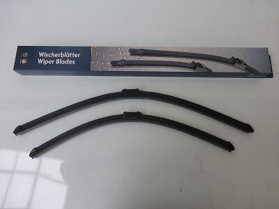 Original Wischerblätter Opel Meriva B Scheibenwischer 1272032