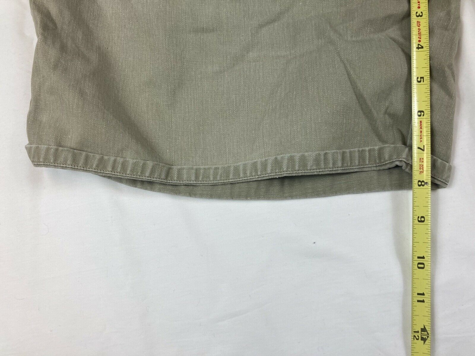 POLO RALPH LAUREN Shorts Chino Pleated 90s 80s VT… - image 6