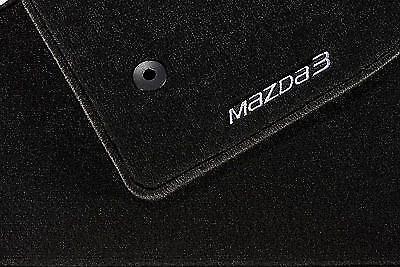 Genuine Mazda 3 2013 Onwards Floor Mats Standard