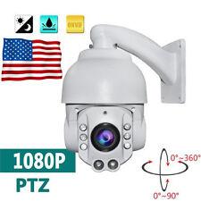 Outdoor 20X ZOOM SONY CMOS HD 2.0MP 1080P PTZ IP Speed Dome Camera 150M IR Audio
