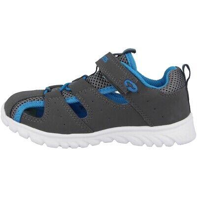 Inteligente Kangaroos Rock Lite Sneaker Bambini Sandalo Scarpe Turn Scarpa Grey Blue 0130a-2007-mostra Il Titolo Originale