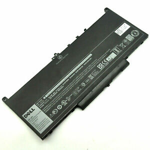 OEM-Genuine-Dell-Latitude-E7270-E7470-7-6V-55Wh-Battery-242WD-MC34Y-R97YT-J60J5