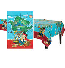 Jake and the Neverland Pirates Birthday Party Supplies Table cover / Tablecloth