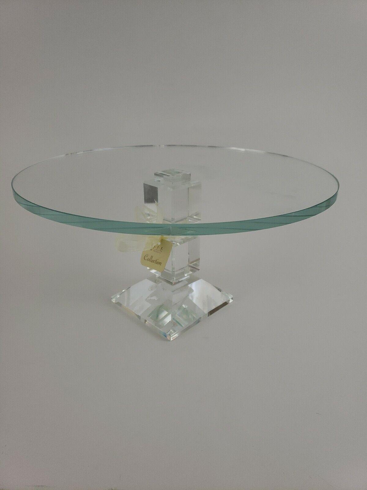 NEW VIDALI COLLECTION CRYSTAL CUT GLASS