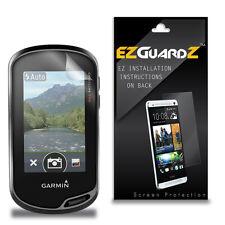 3X EZguardz New Screen Protector Shield HD 3X For Garmin Oregon 750