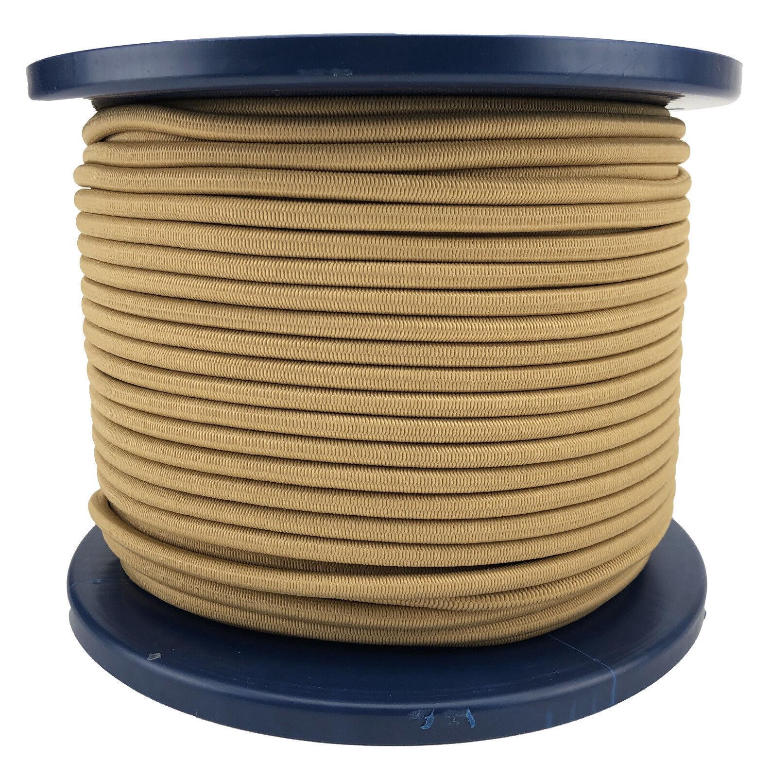 6mm Beige Cuerda  Elástica Cuerda X 75 Metros Cuerda Elástica Anudable  Obtén lo ultimo