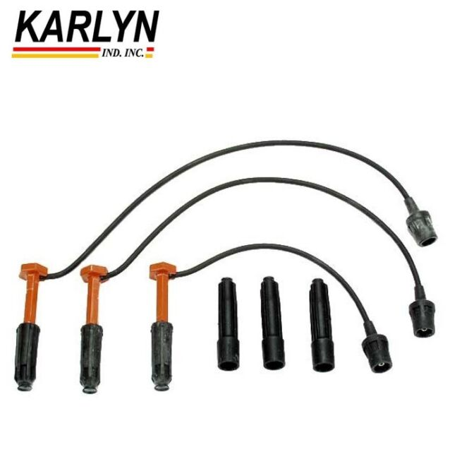 Karlyn Red Ignition Wire Set