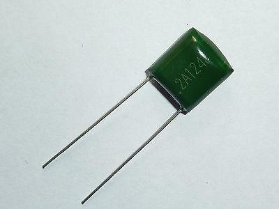 20pcs 400V 124 J 0.12uf 120nf 120000pf P10 CBB21 CBB metal film capacitor