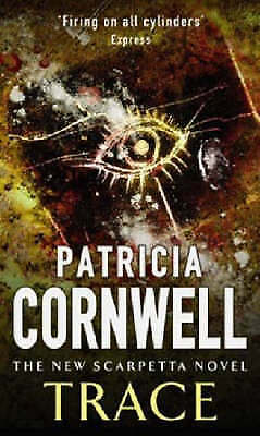 """AS NEW"" Trace, Cornwell, Patricia, Book"