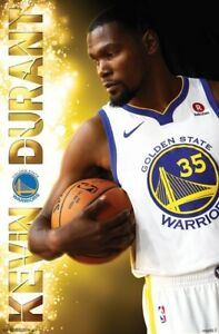 750e4686 Details about Kevin Durant SHINE Golden State Warriors Superstar NBA  Basketball Wall POSTER