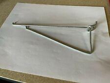 10 Pack Metal 8 Inch Shelf Bracket Garage Hanger 18 14 Pegboard Slat Wall