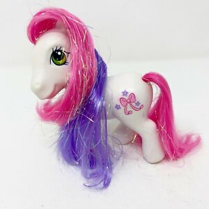 Vintage My Little Pony G3 Cute Curtsey 2006 Carriage Pony Hasbro MLP