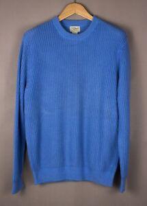 L-l-BEAN-Men-Casual-Knit-Jumper-Sweater-Size-M-ATZ1095