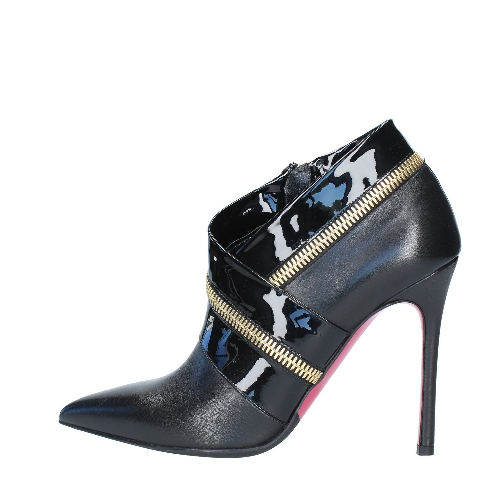 più preferenziale KV489 Scarpe Tronchetti LUCIANO PADOVAN  donna donna donna Nero  più sconto