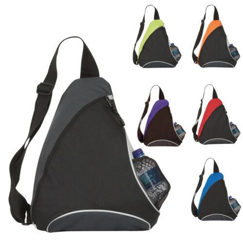 Mono Strap single shoulder strap Rucksack Cross Body Bag Bottle Holder SALE UK