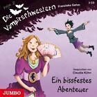 Die Vampirschwestern 02. Ein bissfestes Abenteuer von Franziska Gehm (2009)