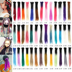 24-034-Fashion-Ombre-Dreadlocks-Synthetic-Crochet-Braiding-Dreads-Hair-Extensions
