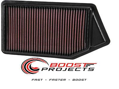 15-16 Acura TLX 2.4L 33-2498 K/&N  Performance Air Filter 13-16 Accord 2.4L