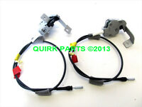 1999-2004 Ford F150 1999 F250 Rh & Lh Side Rear Upper Door Latch & Cable