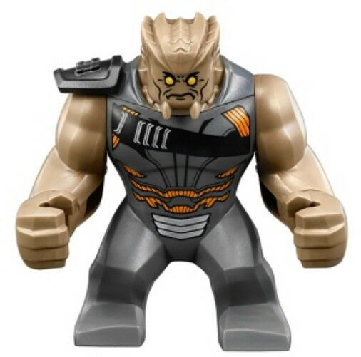 LEGO 76108 - Marvel Avengers - Cull Obsidian - Minifig Minifig Minifig   Mini Figure 9c8a84