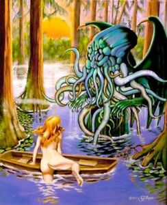 Guy lois nudity in cthulhu movie cure swamp ass
