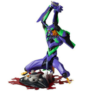 Kaiyodo-Revoltech-Evangelion-Evolution-EV-001-Test-Type-01-Figure-Toy-New-In-Box