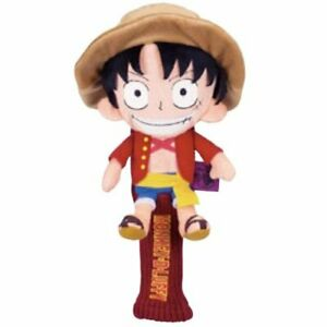 Details About Lite One Piece Monkey D Luffy Head Cover For Driver 460cc Golf