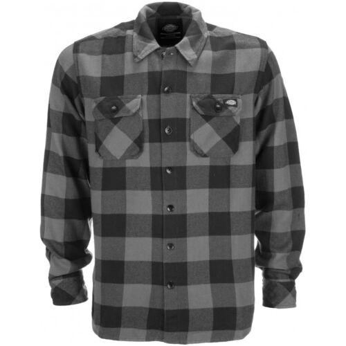 Dickies Sacramento Shirt Men/'s Shirt Flannel Shirt Men/'s Shirt Flannel New