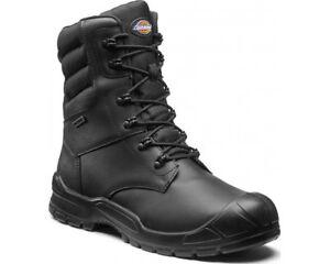 Pro uomo Dickies da Trenton Stivali Scarpe in da impermeabili da di acciaio combattimento punta sicurezza aRwn8YCq