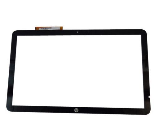 "HP Black 15-f211wm TouchScreen Glass Digitizer Assembly for 15.6/"" Lens New"