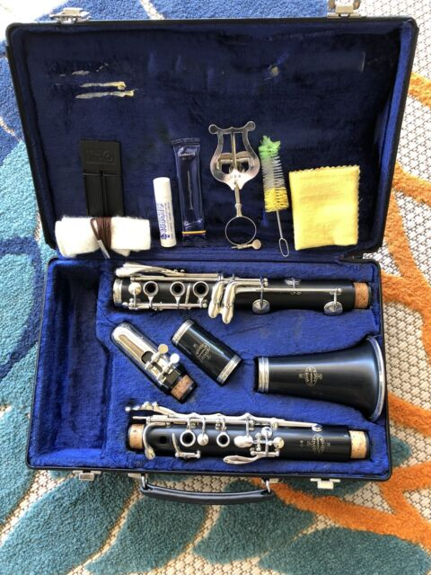 Vintage Buffet Crampon B12 Clarinet | eBay