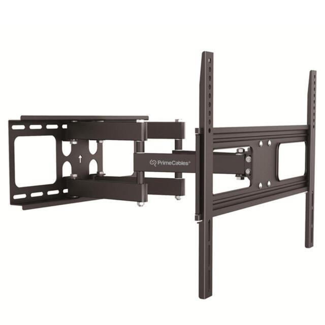 """37"""" to 70"""" Swivel Tilt TV Flat Panel LCD LED PLASMA Full motion Wall Mount"""
