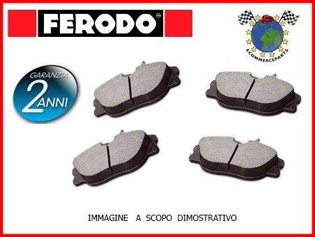 Fdb1970 Pastiglie Freno Ferodo Post Per Hyundai Galloper Ii Diesel 1998>2003